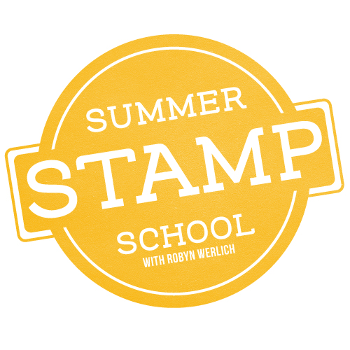 Logo stamp camp