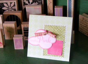 Everythingpinkcard